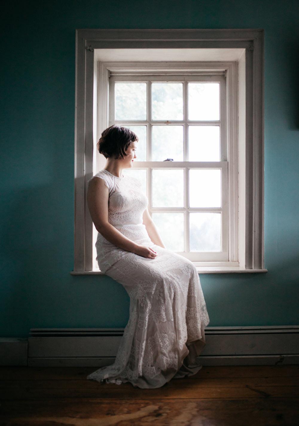 Chelsea & Aaron's Wedding at Windrift Hall. Shot by Hudson Valley Photographer Jenn Morse Photography.