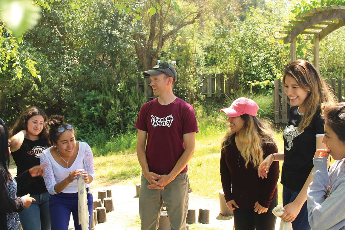 Food for Power: Youth organization celebrates 10 years - By: Johanna Miller of the Register-Pajaronian