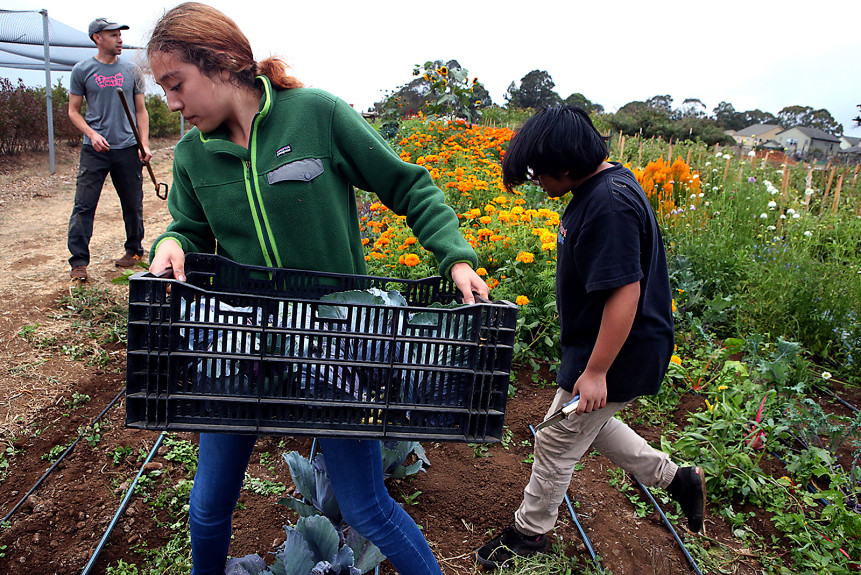 Photo of the Day: Youth empowerment - By: Shmuel Thaler of the Santa Cruz Sentinel