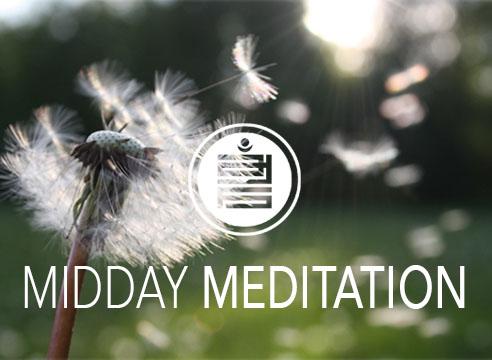 midday meditation