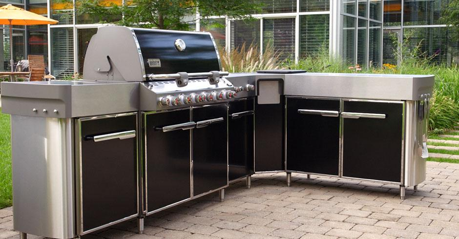 Weber Summit Grill Centers