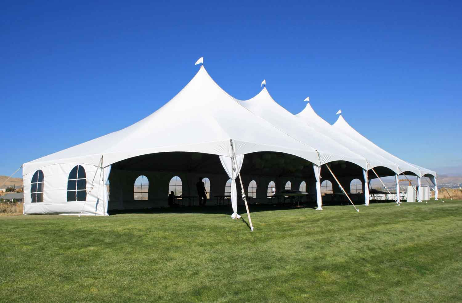 Party Tent Rentals – Things To Be Aware Of