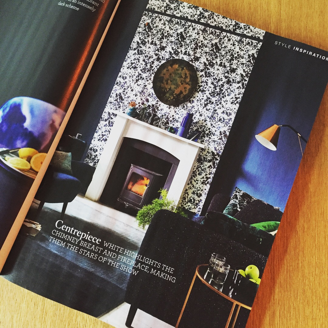 'Machair' in House Beautiful magazine