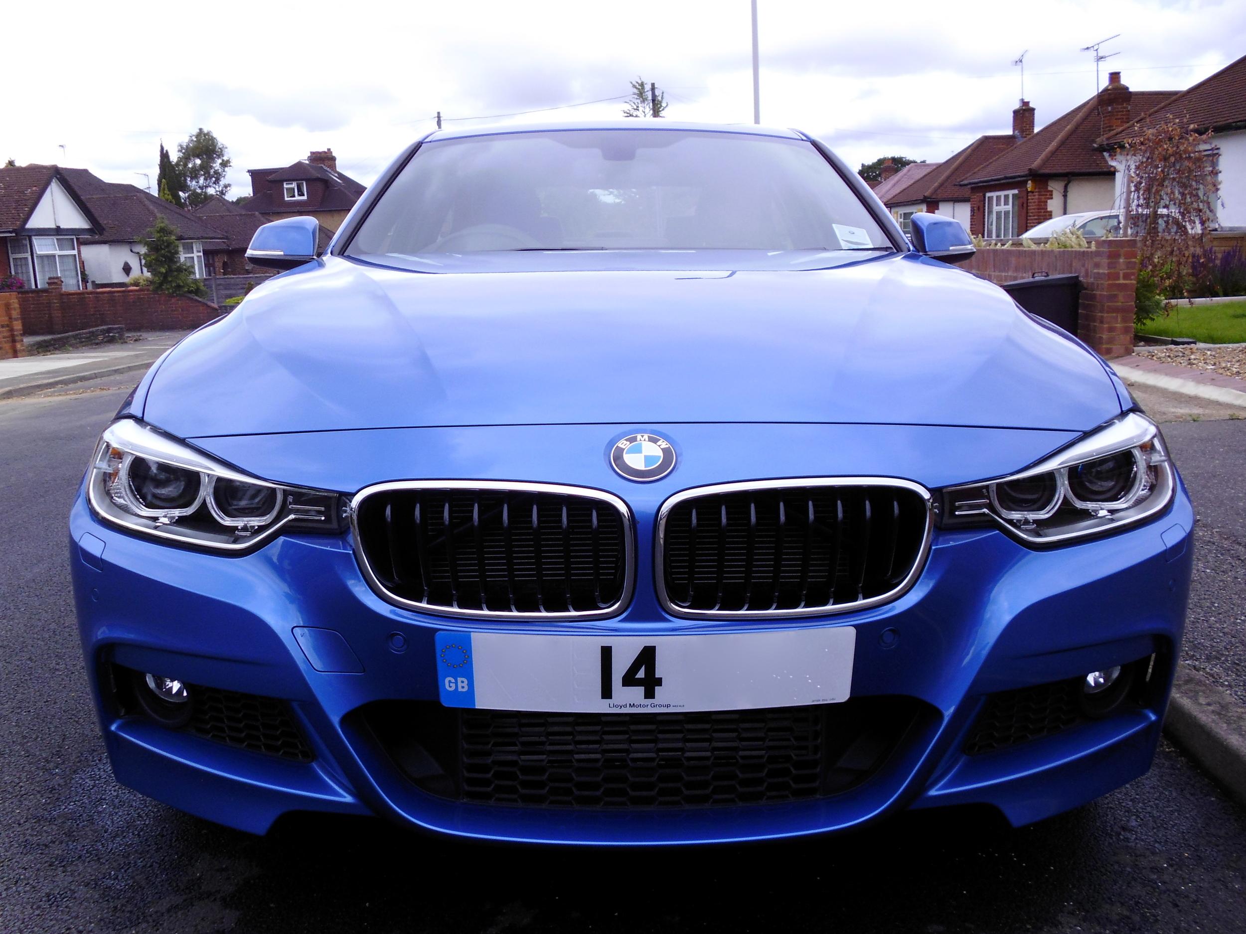 2014 BMW 335 M