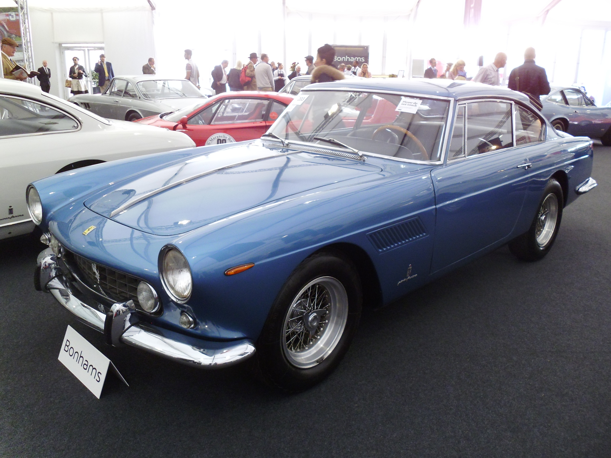 Auction Prep                                                Ultimate Package From £1,500.00   Sport & Classic Cars