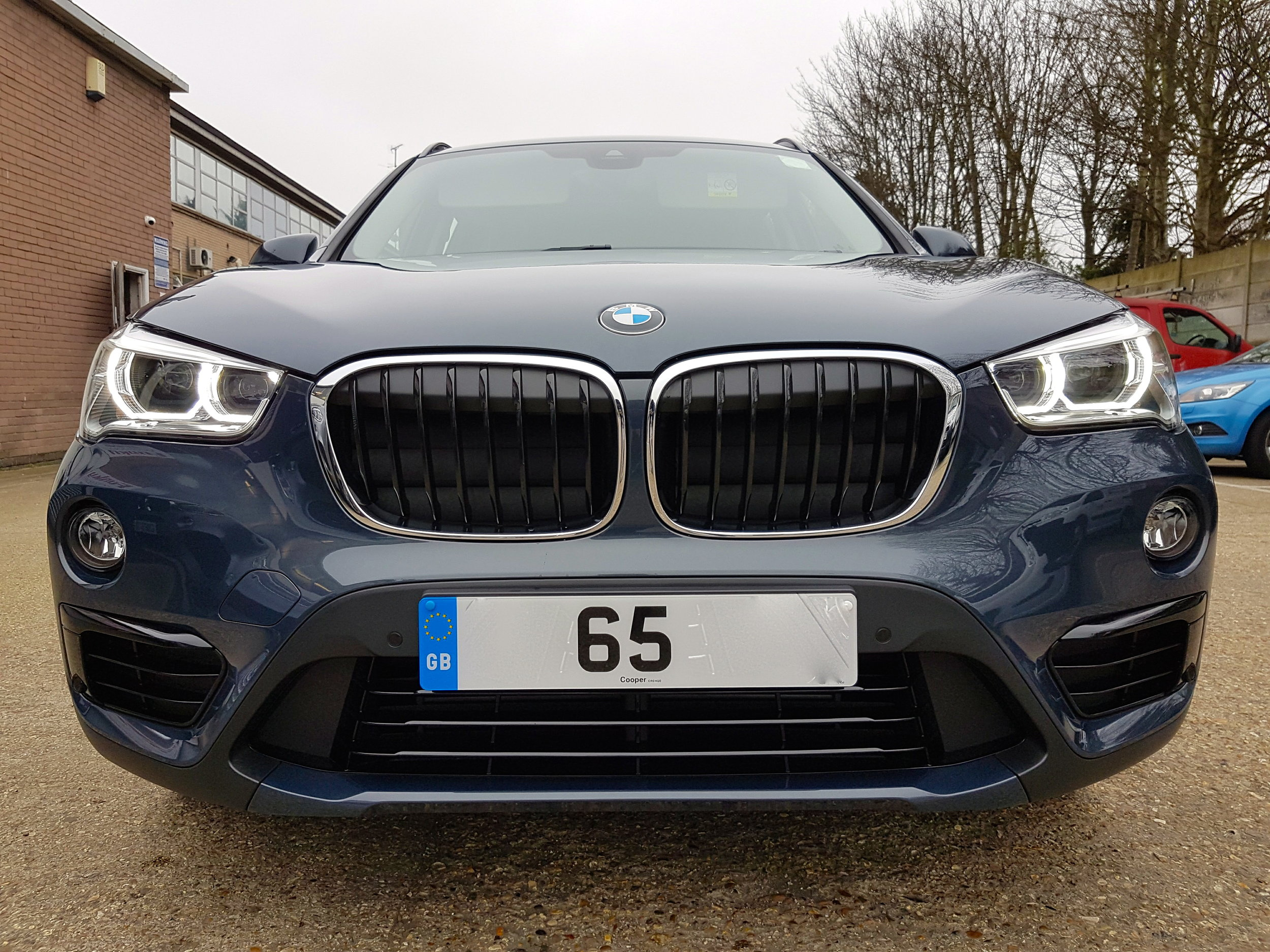 2015 BMW X3 M Sport