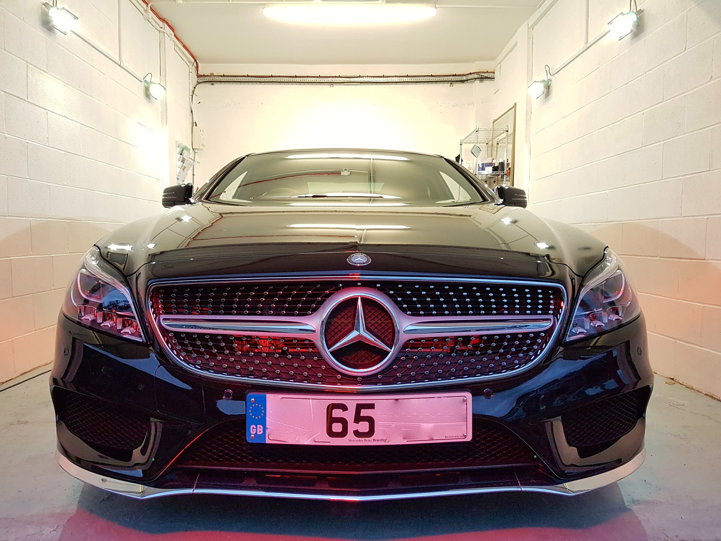 2015 Mercedes CLS