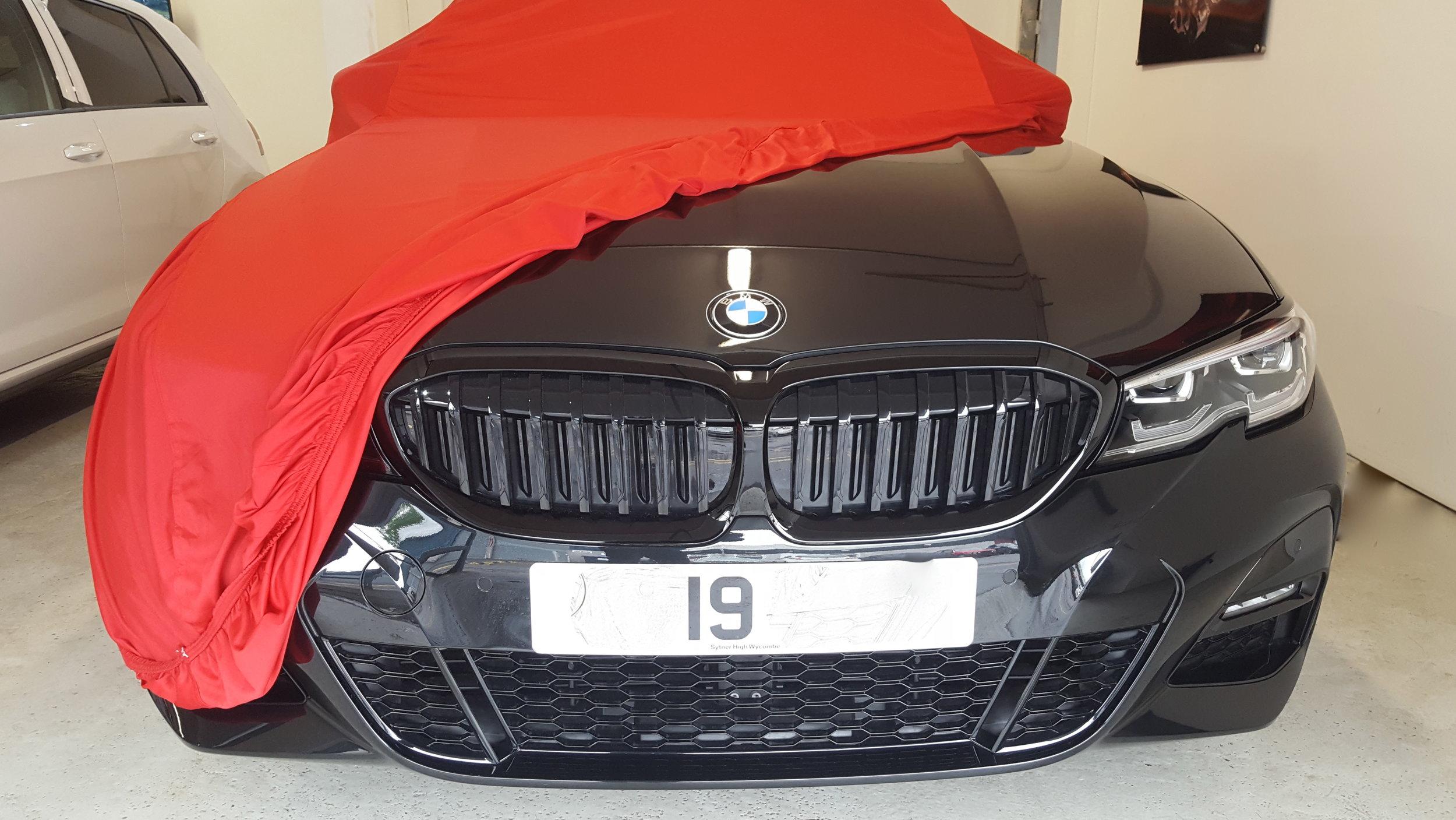2019 BMW 3 Series M Sport