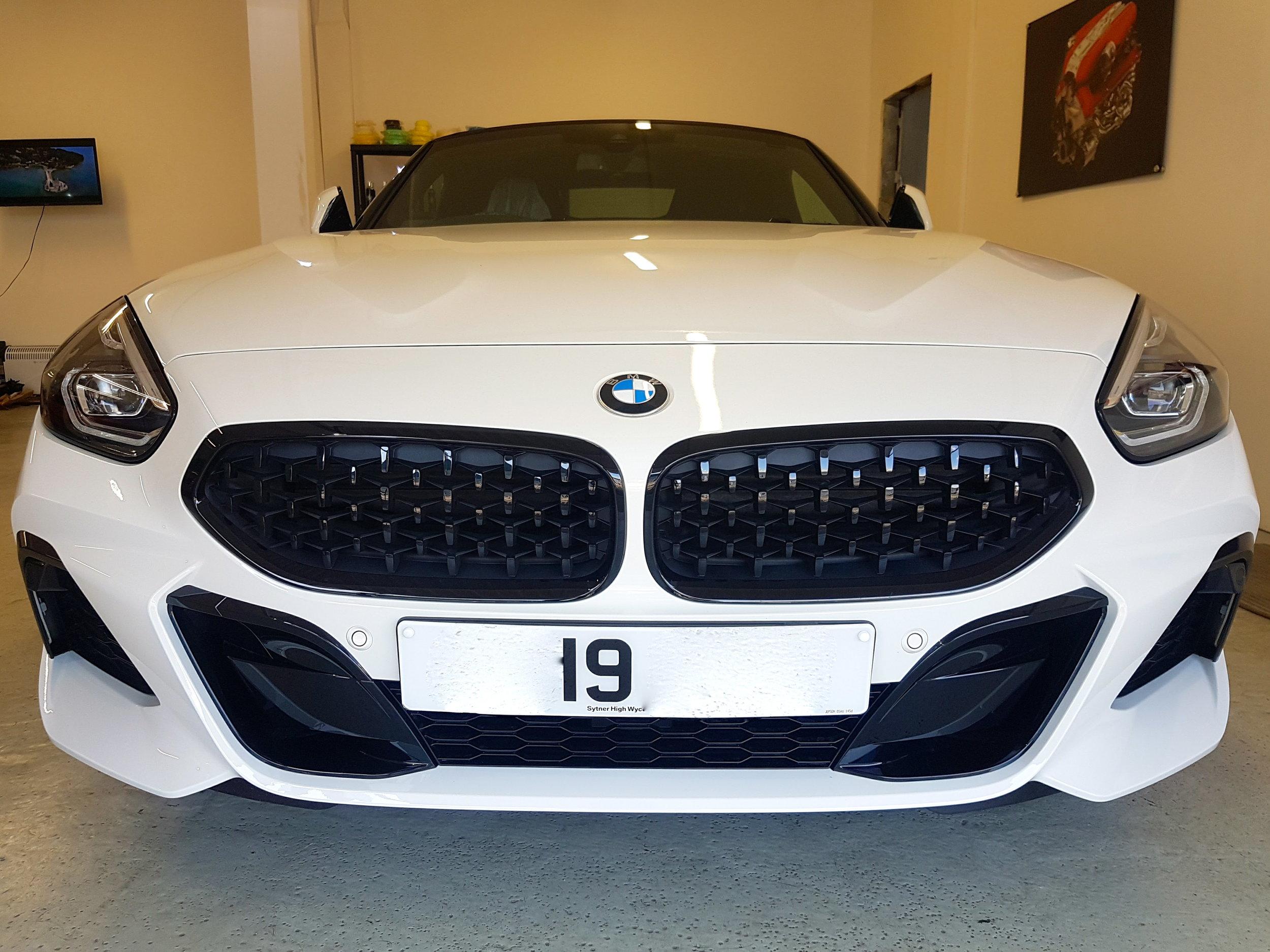 2019 BMW Z4 330i M Sport