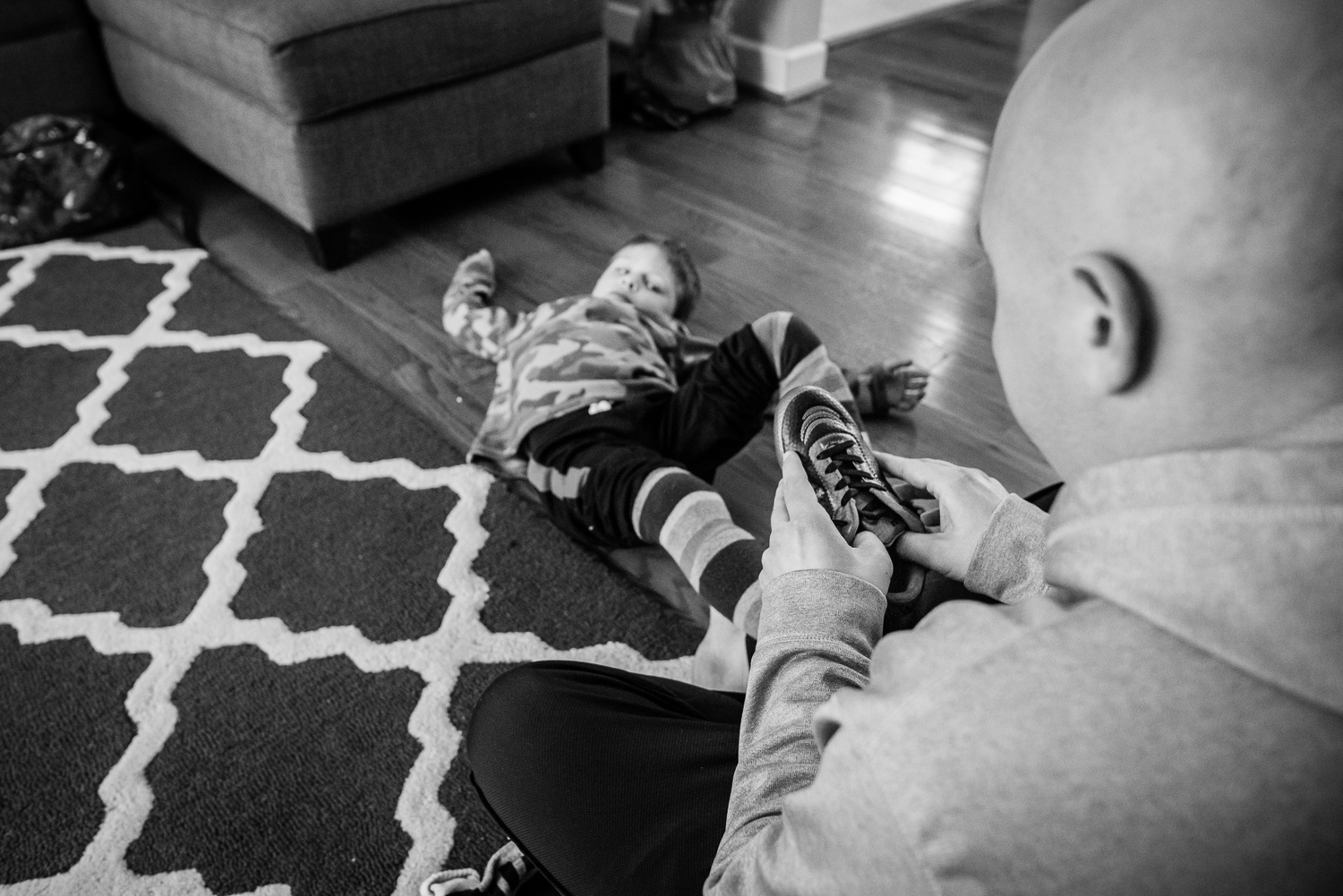 father son, family documentary and lifestyle photography