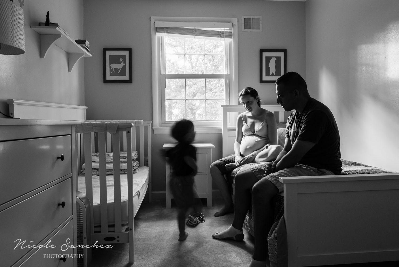 Northern Virginia Documentary Family Photographer