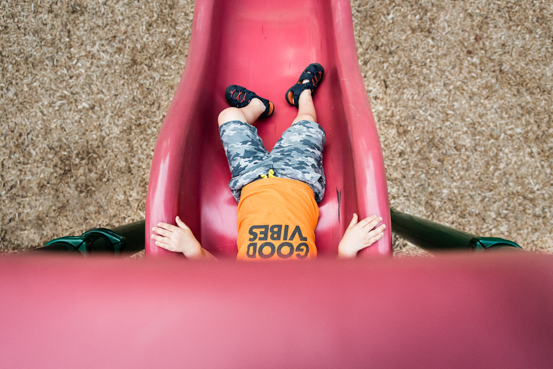 Family Fun Playground | Northern Virginia Family Photographer