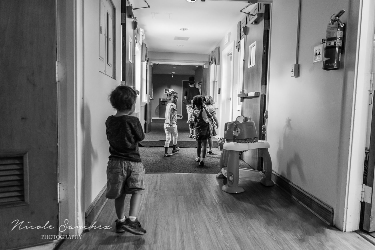 Documenting a day at school | Northern Virginia Family Photographer