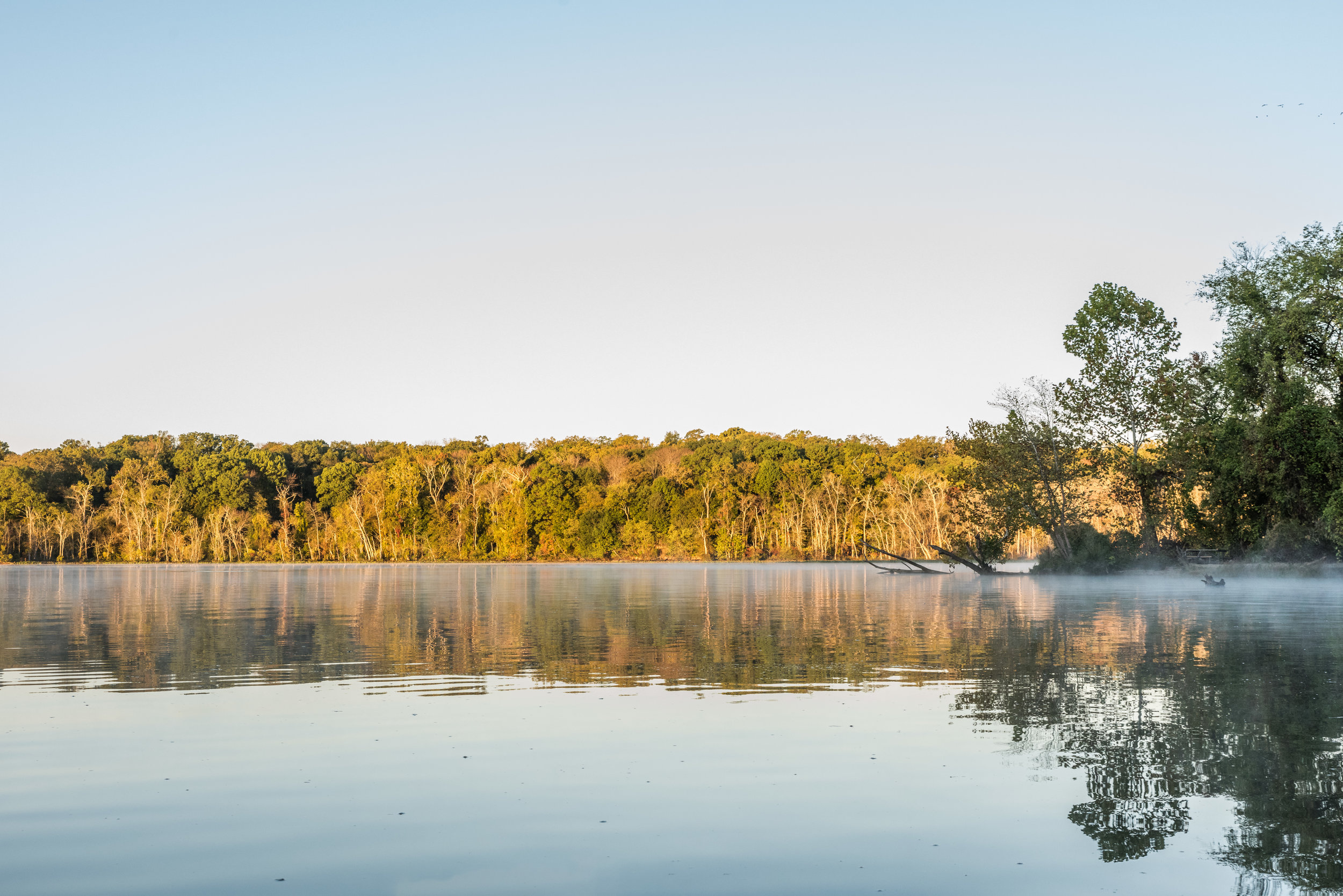 potomac river landscape by northern virginia family photographer nicole sanchez