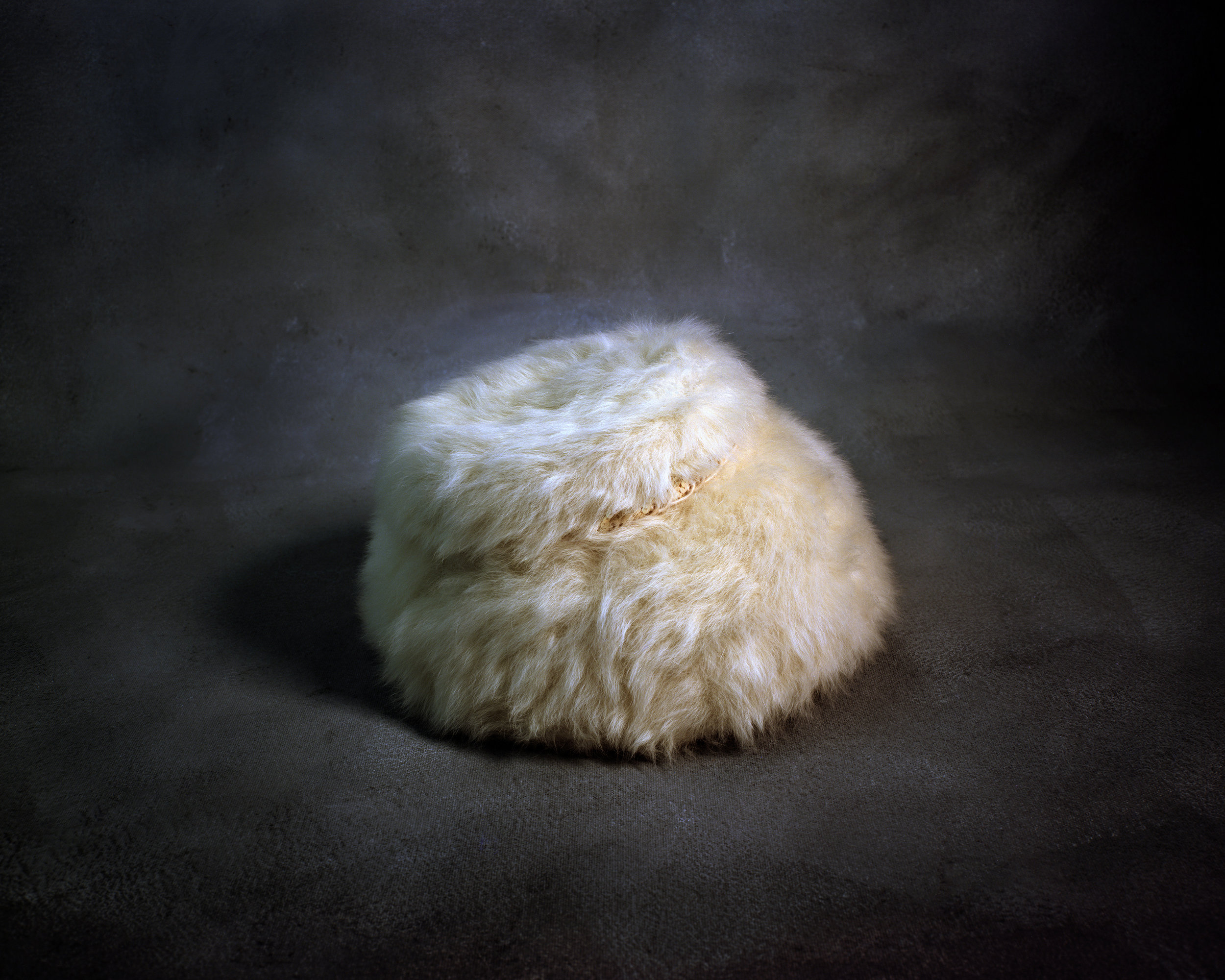 MY MOTHER'S FUR HAT