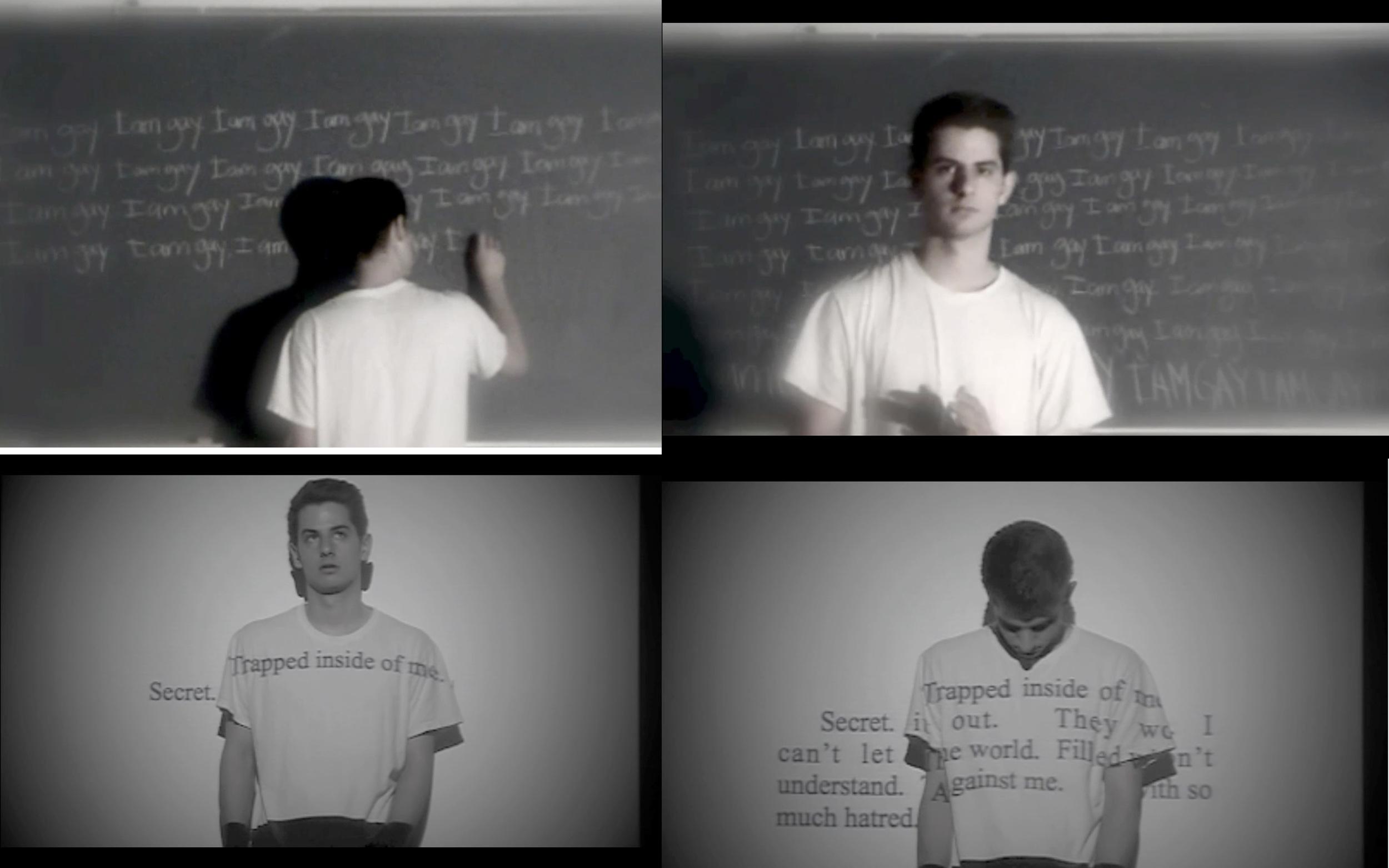 I Am, Still from Short Film