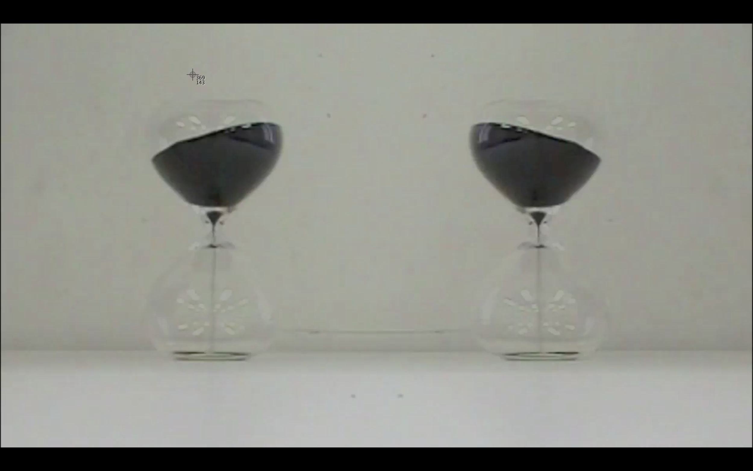 The Narcoleptic's Hourglass, Still from Short Film