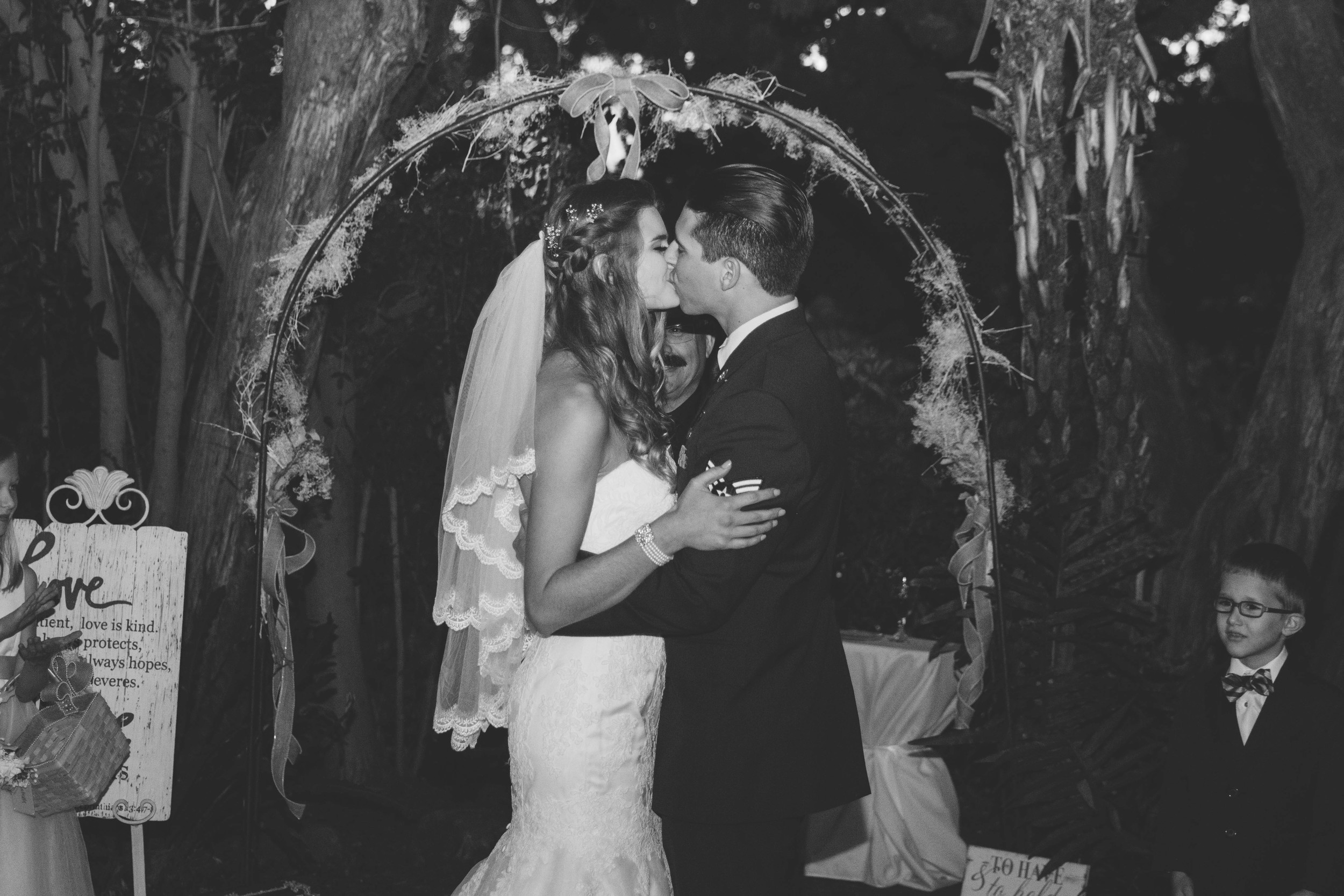 Josh + Jazmine Jeffery // Wedding