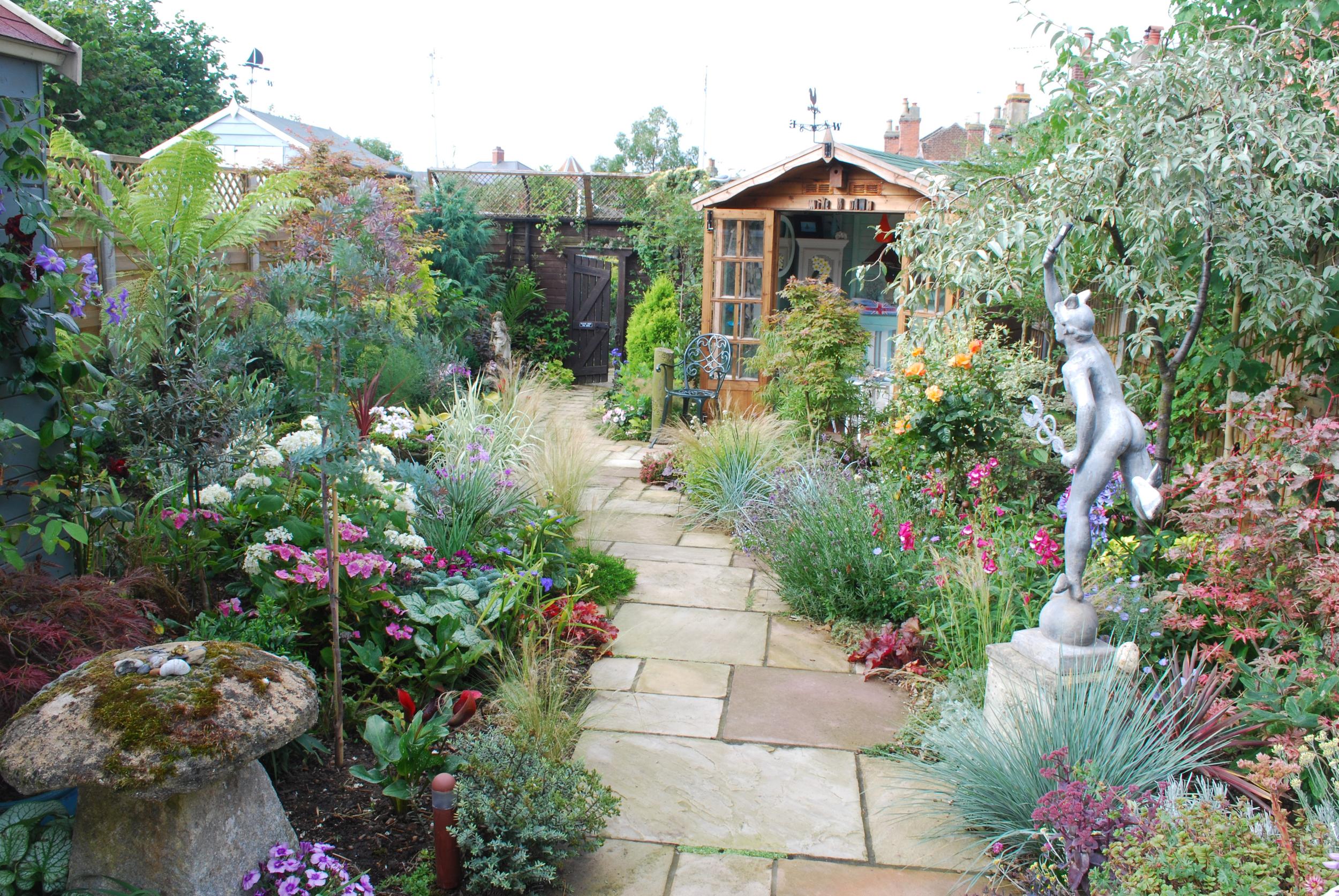 Fletcher Reader Garden