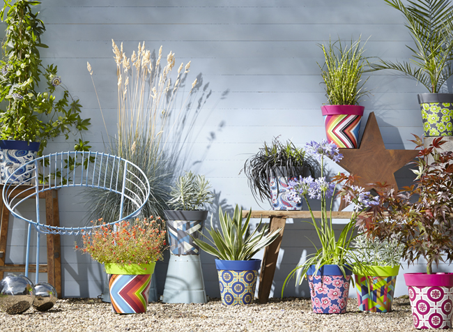 Hum pots eye candy for the garden - 2016.jpg