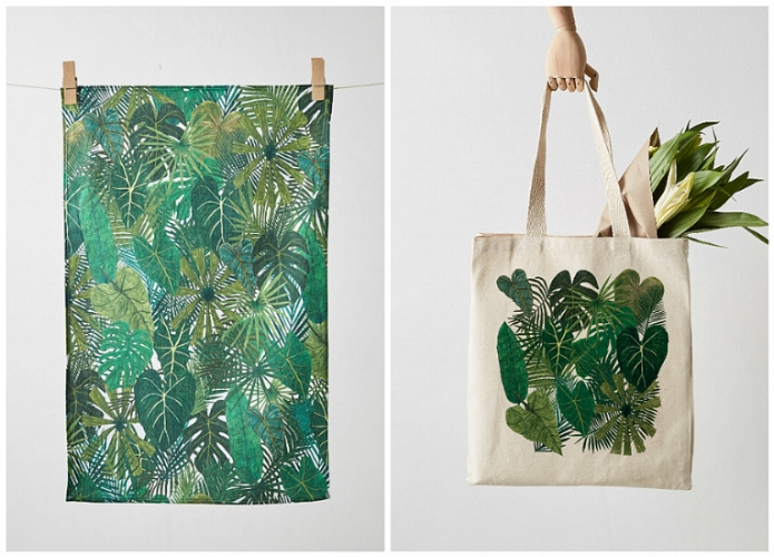 james barker tea towel and canvas bag.jpg