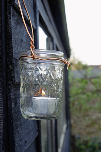 All you need is a jar and some wire...