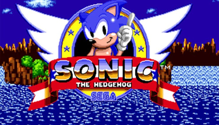 All of Cascadia - Sonic the Hedgehog