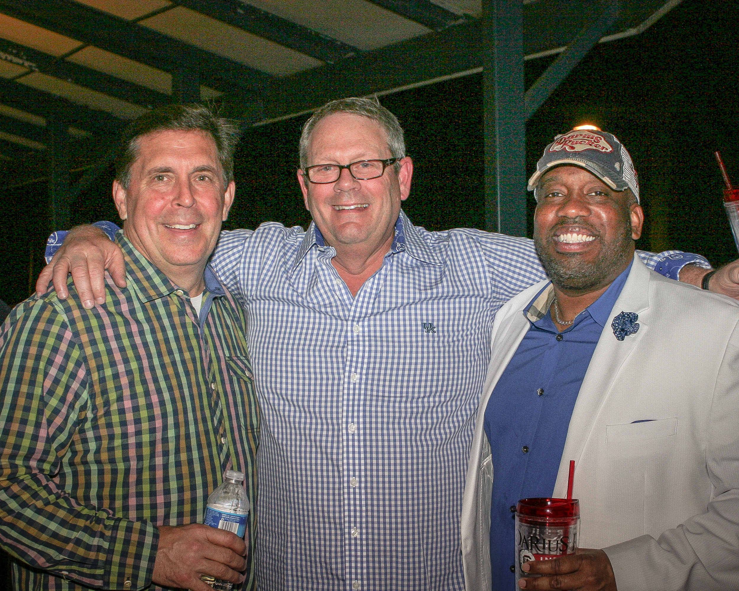 Mike, Quinton, Steve W. at Concert.jpg