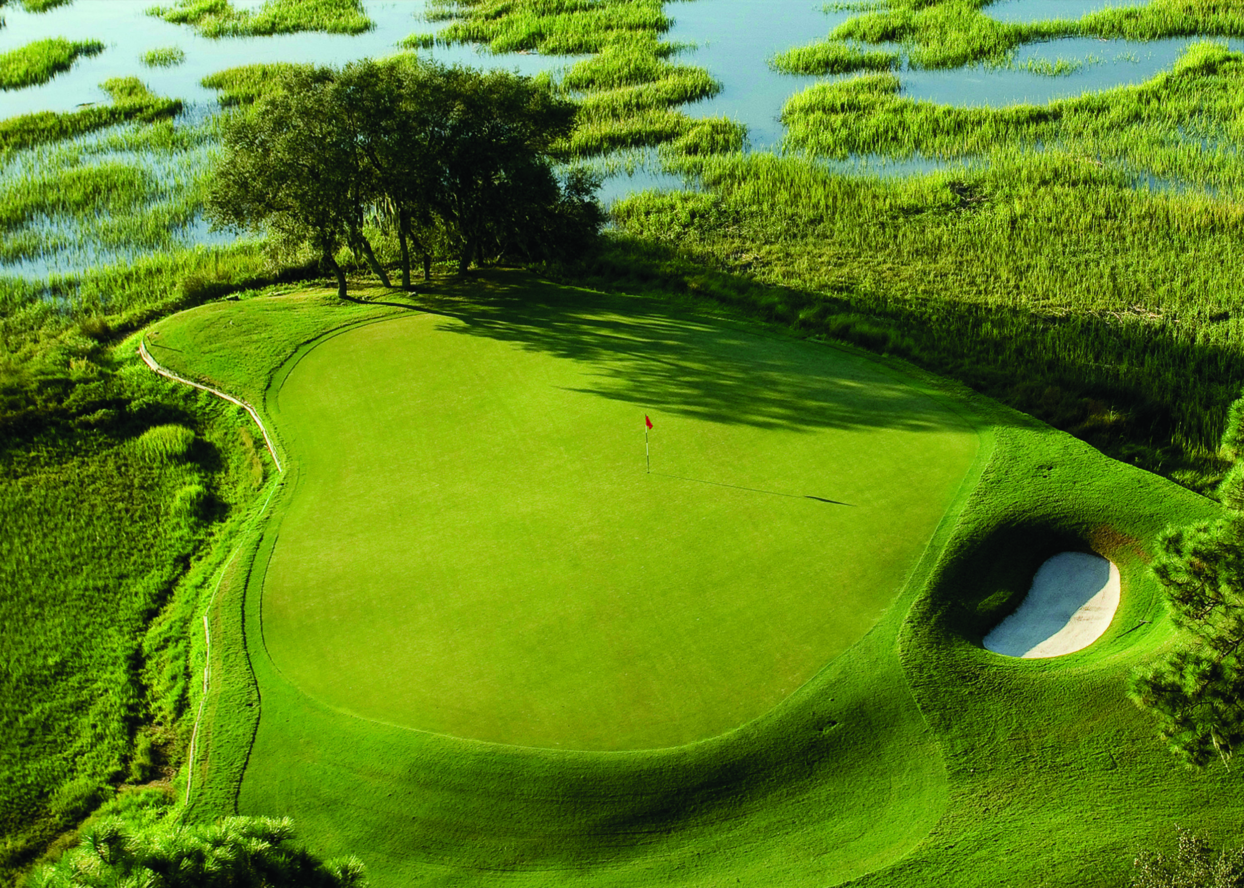 Members Only Pete Dye Golf -