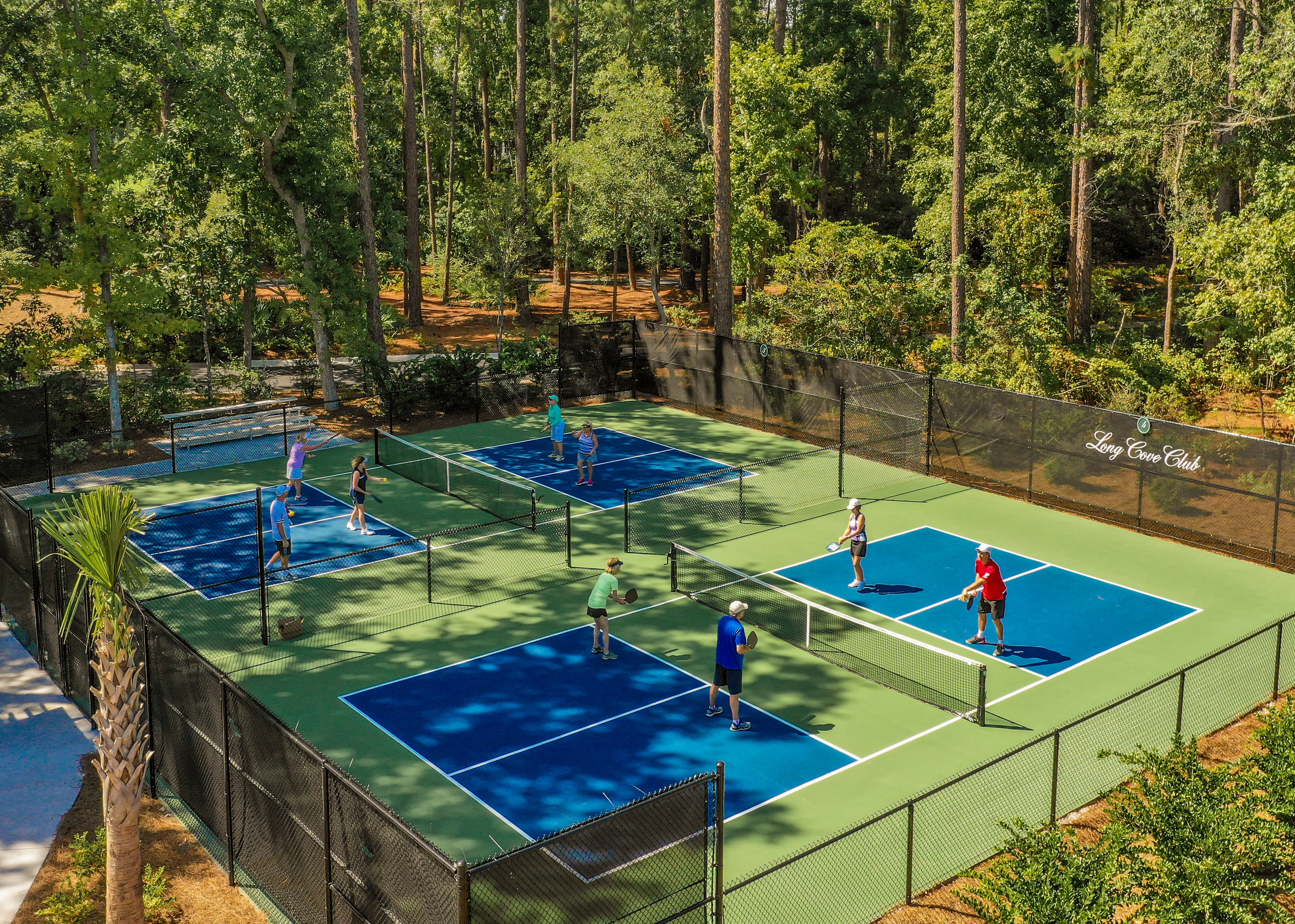 Tennis & Pickleball Center -
