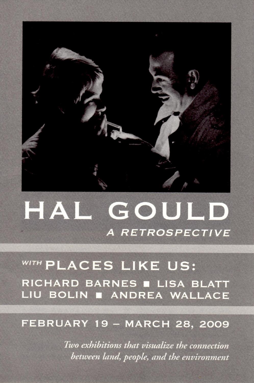 Hal Gould: A Retrospective/Places Like Us