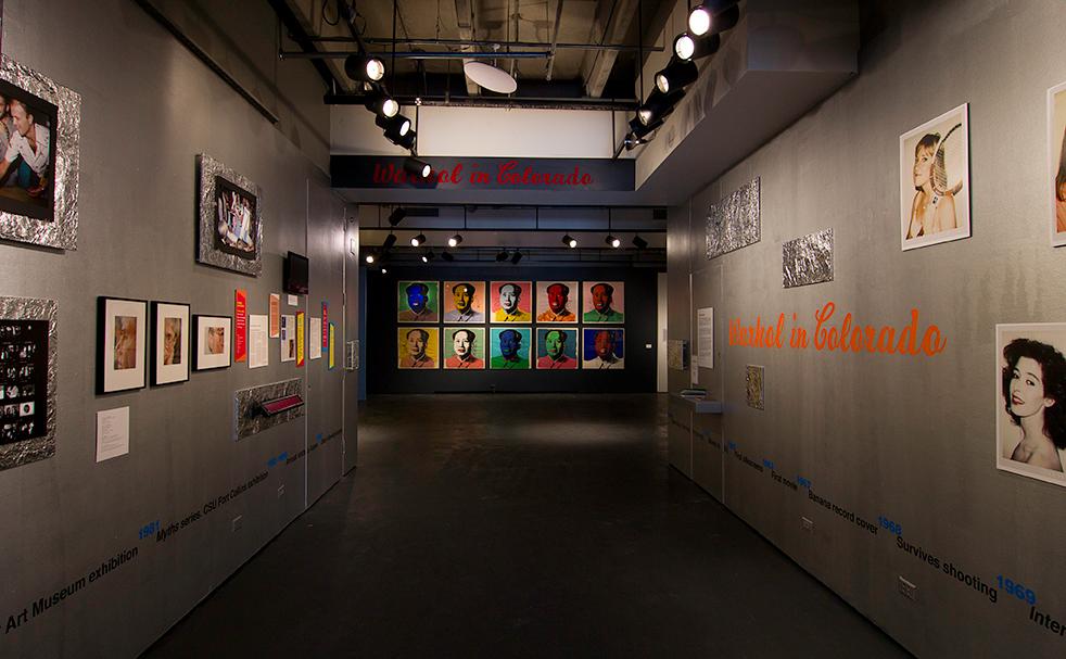 Warhol in Colorado