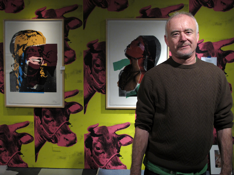 Photo of Rupert by Roddy MacInnes