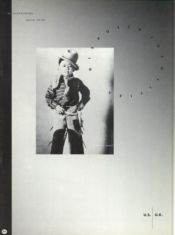 SF Camerawork, 1990
