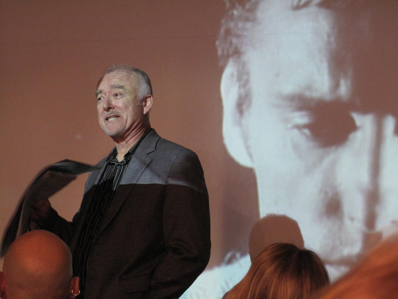 Myhren Gallery, 2011: Warhol Film talk, March 2011