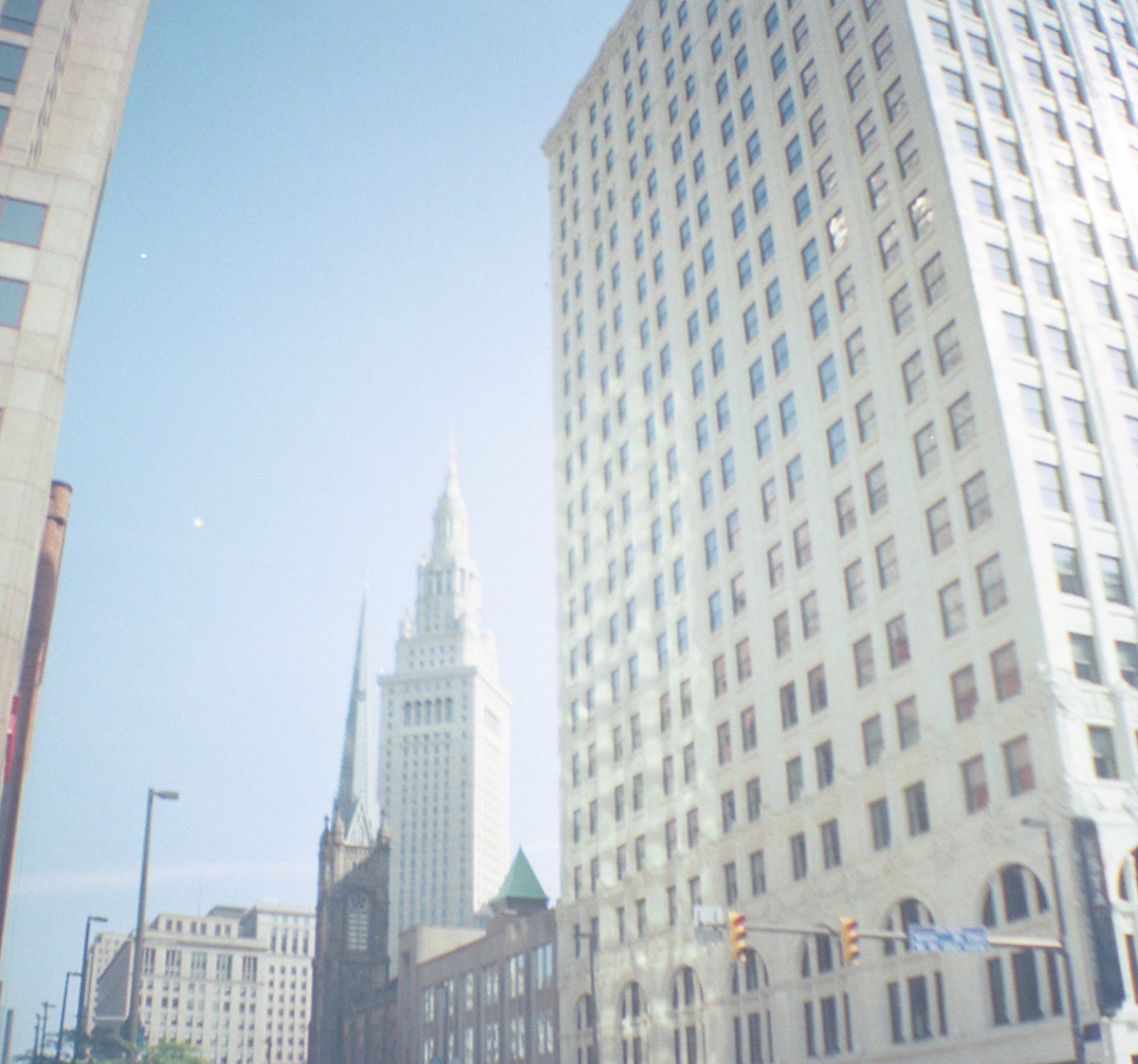 photos of downtown Cleveland