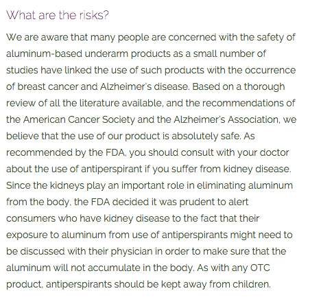 The Risks of Aluminum: Alzheimer's, Breast Cancer, metal toxicity (casual)...