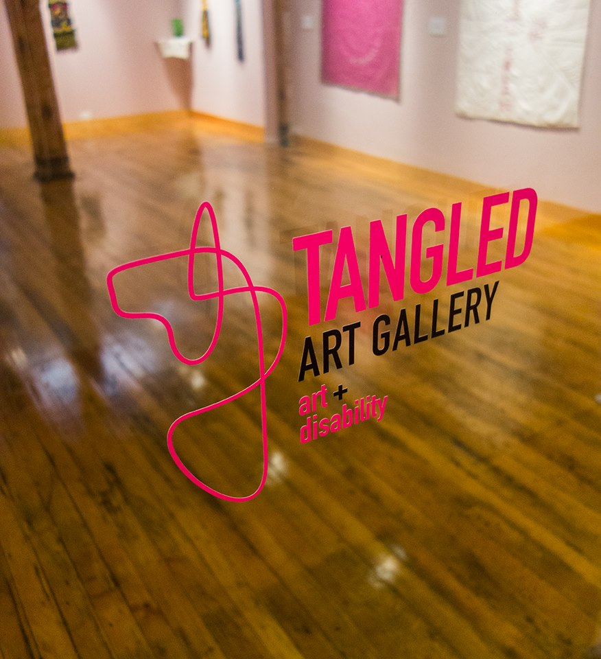 Image source: Tangled Art + Disability