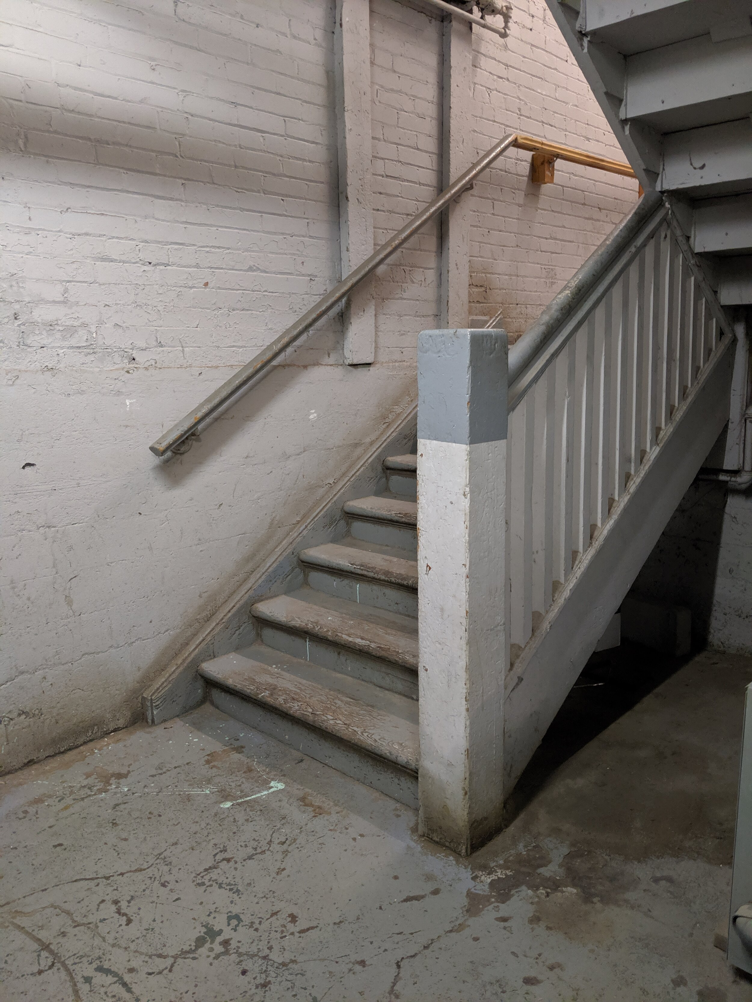 steps to lower level