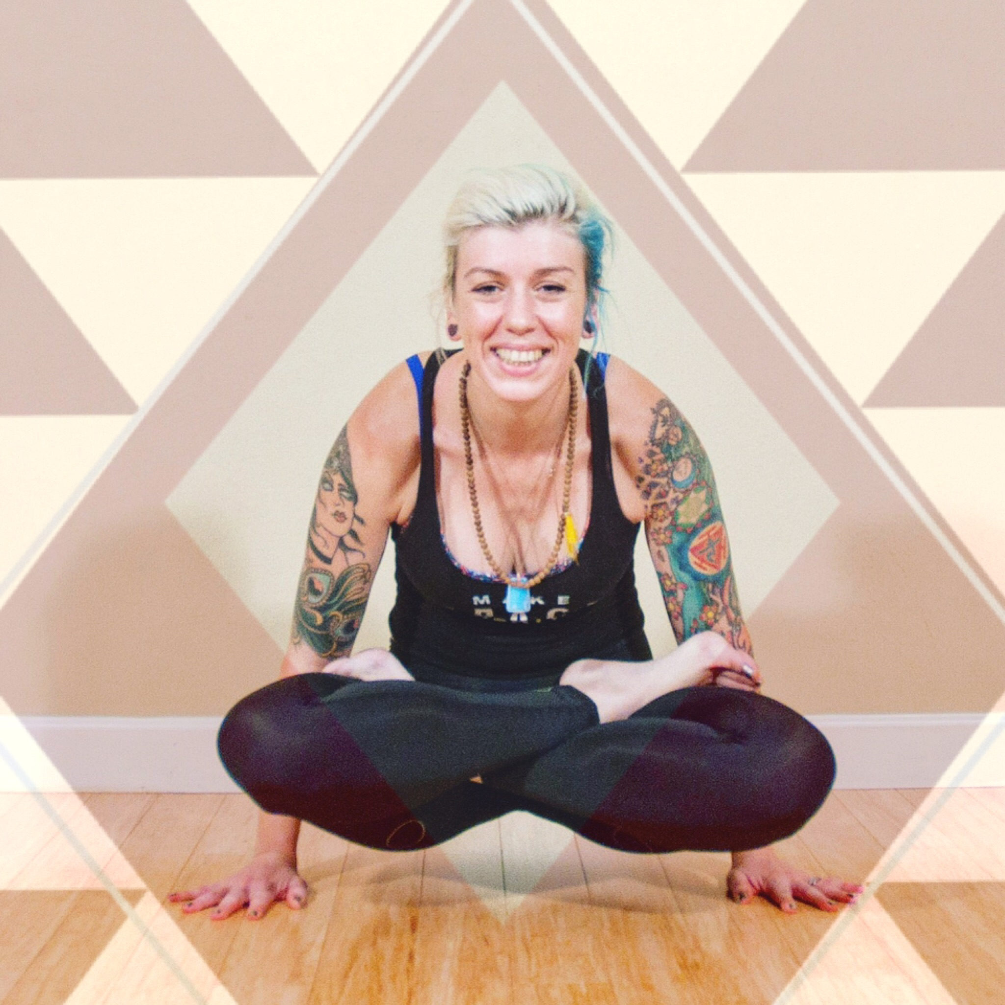 Irina Shlain-Witis    Irina's yoga teaching combines traditional yoga poses with new techniques designed to challenge your yoga practice, build stretch and increase flexibility.