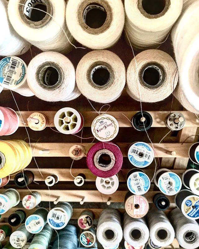 Tying to get back on it... #sewing #thread #fashion #fashiondesign #fashiondesigner #custom #madeinusa