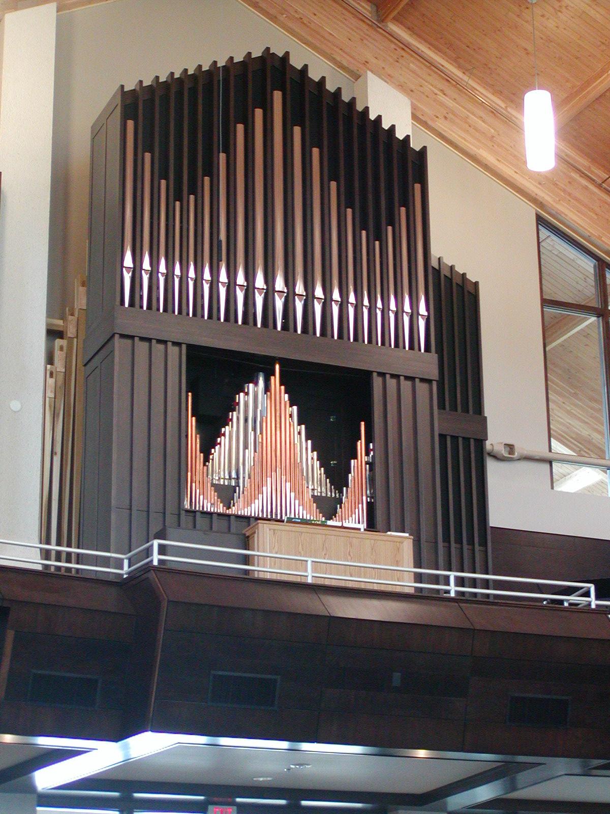 Gloria Dei Lutheran Church - Sioux Falls, South Dakota