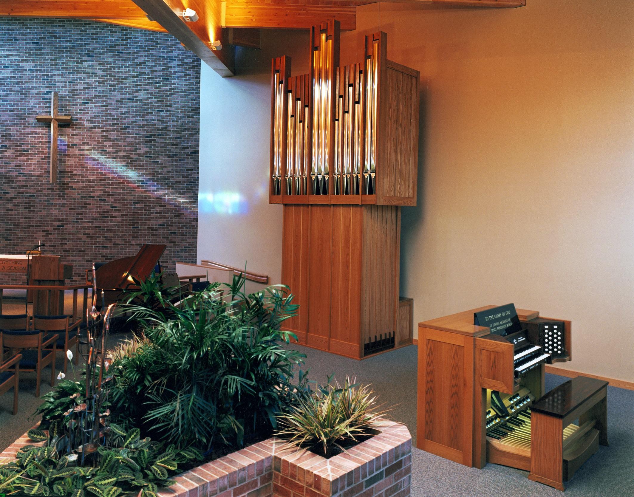 Dow Rummel Chapel - Sioux Falls, South Dakota