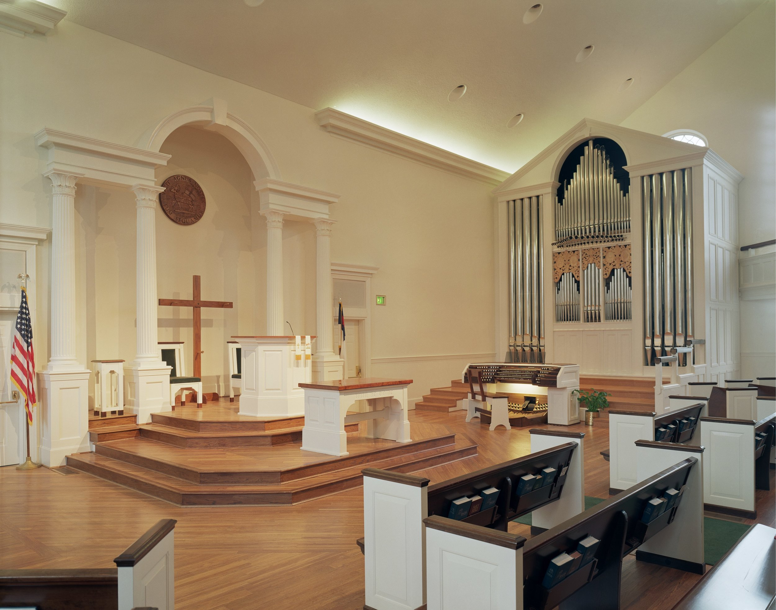 Kernersville Moravian Church -Kernersville, NC
