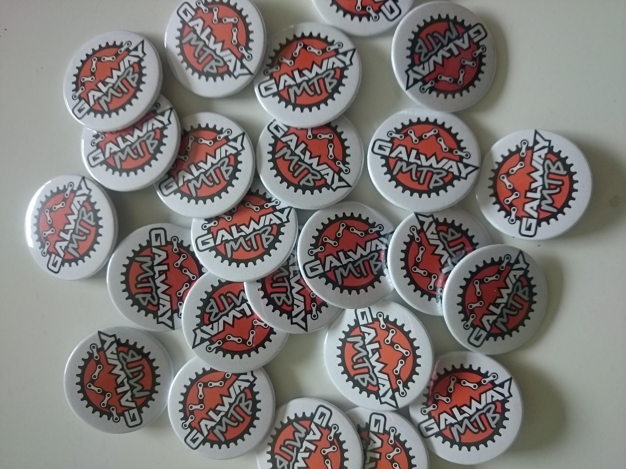 38mm badges