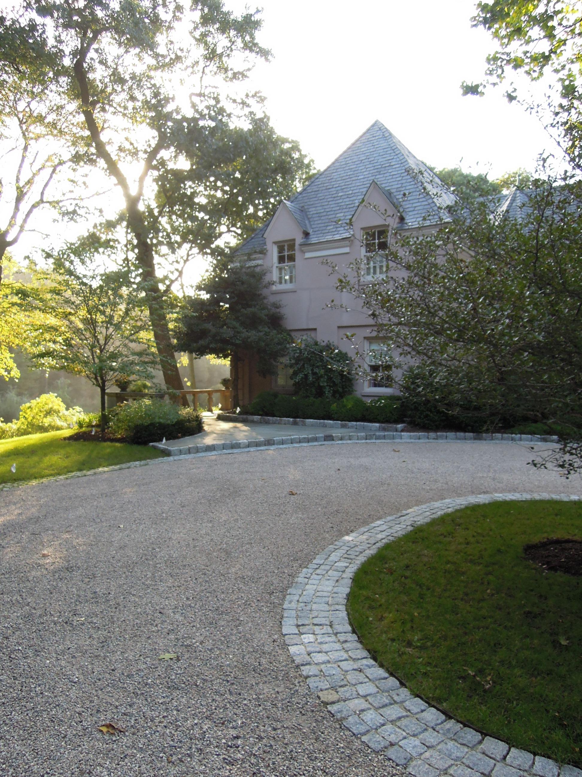 Motor Court and Terrace Garden   Brookline, Mass.