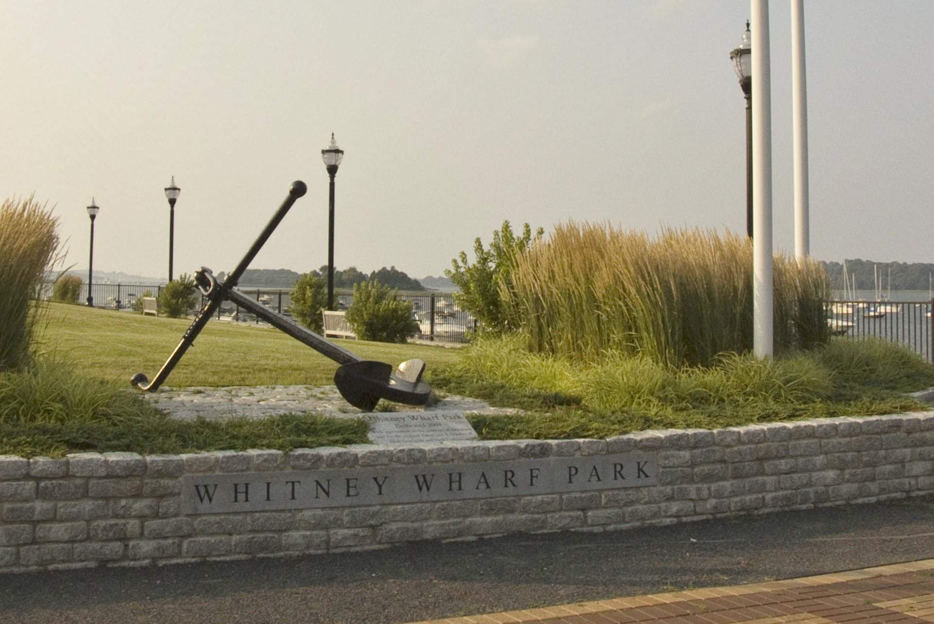 Whitney Wharf   Hingham, Mass.