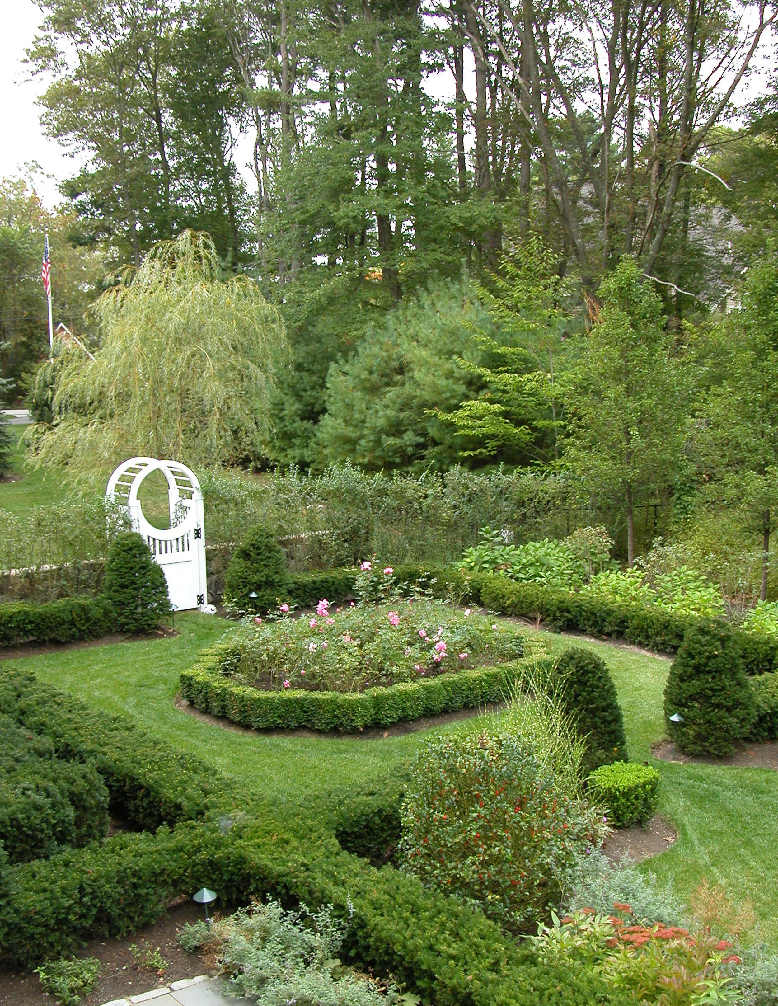 Rose Garden   Cohasset, Mass.