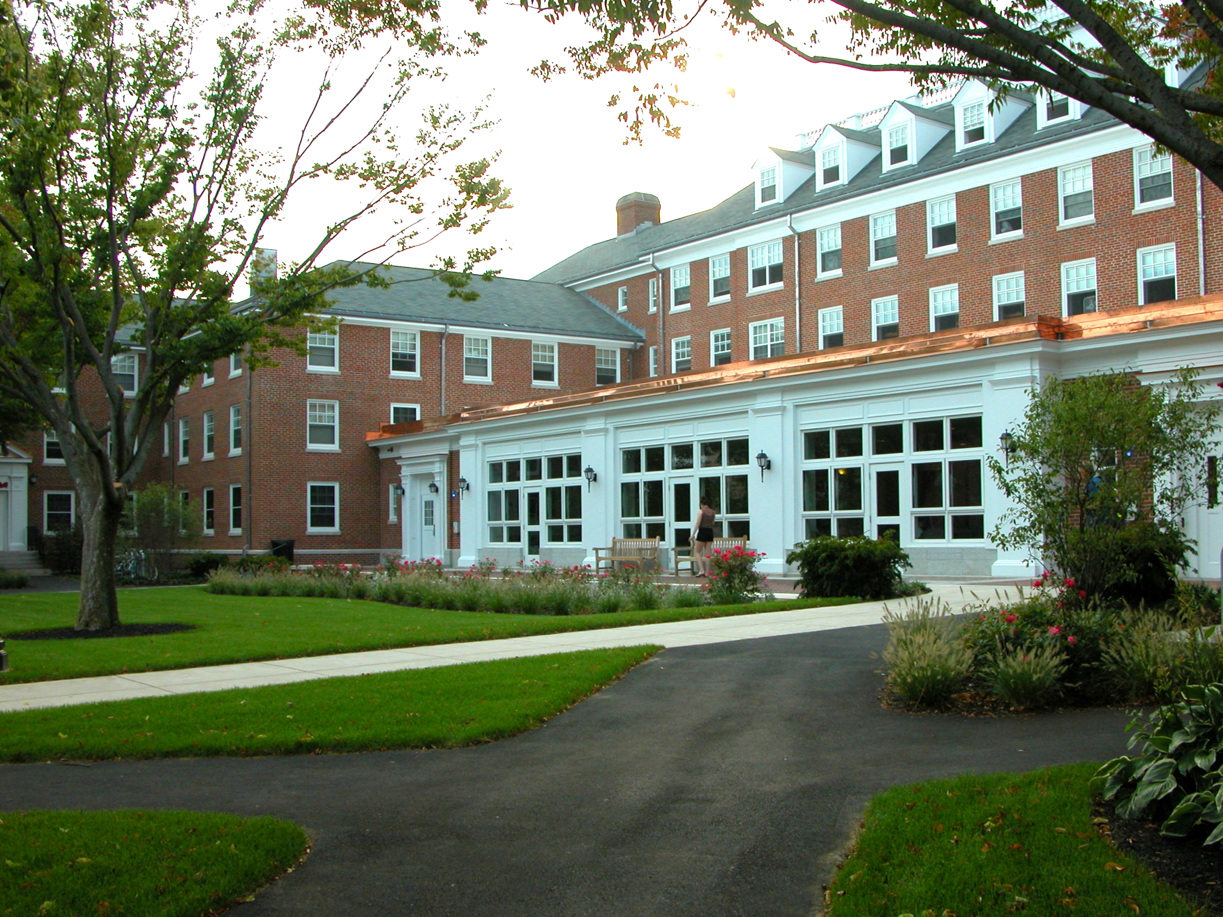Tufts University   Carmichael Hall