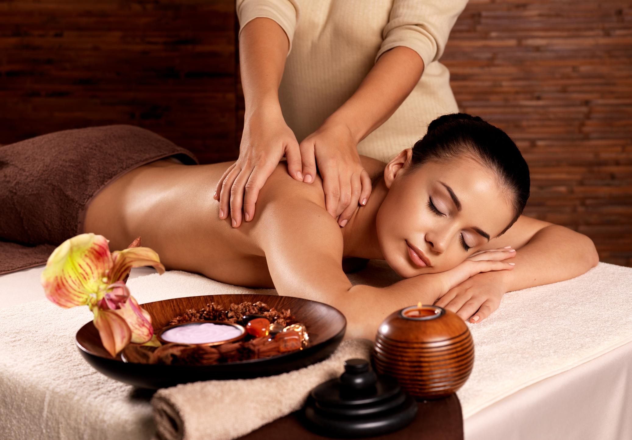 Massage in Hot Springs, Arkansas